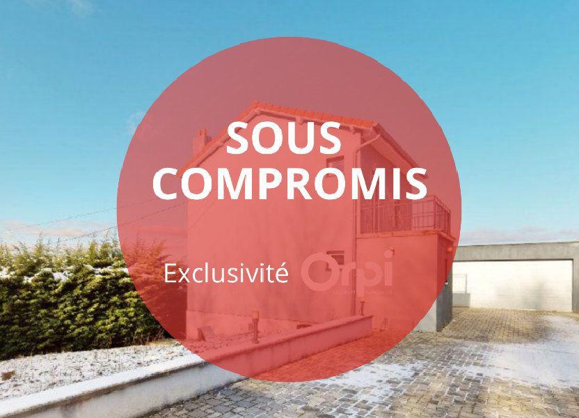 Maison à vendre 110m2 à Villerupt