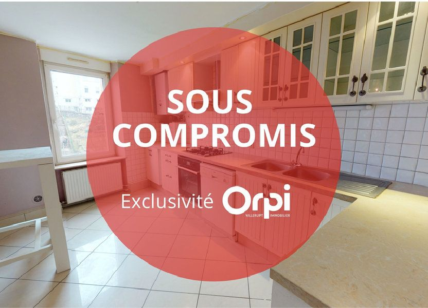 Appartement à vendre 90.76m2 à Villerupt
