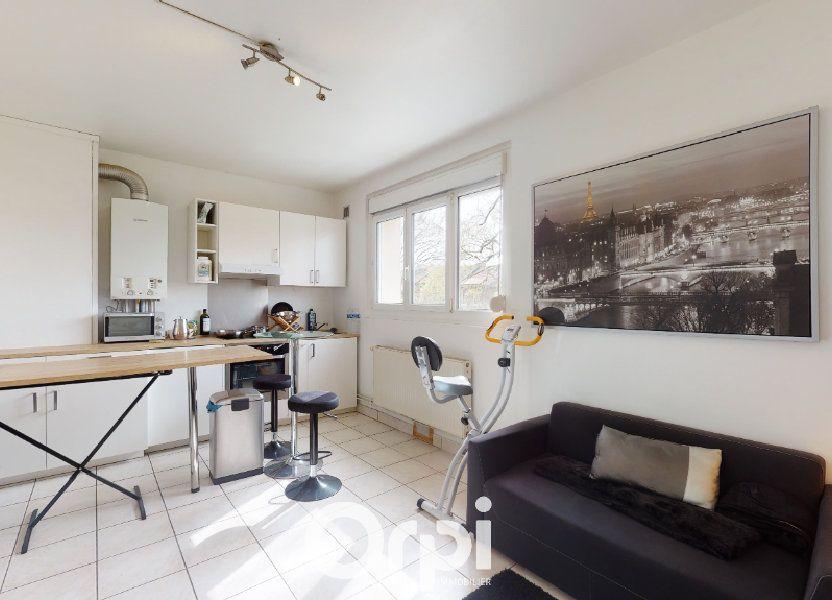 Appartement à louer 42m2 à Villerupt