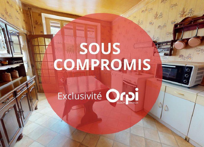 Maison à vendre 80m2 à Villerupt