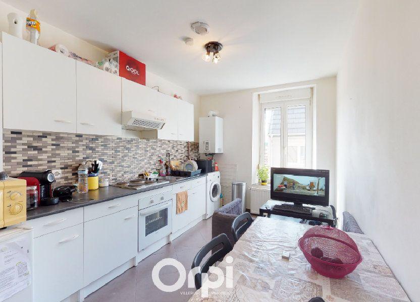 Appartement à louer 30m2 à Villerupt