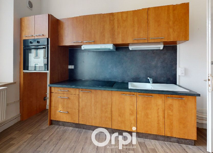 Appartement à louer 70m2 à Villerupt