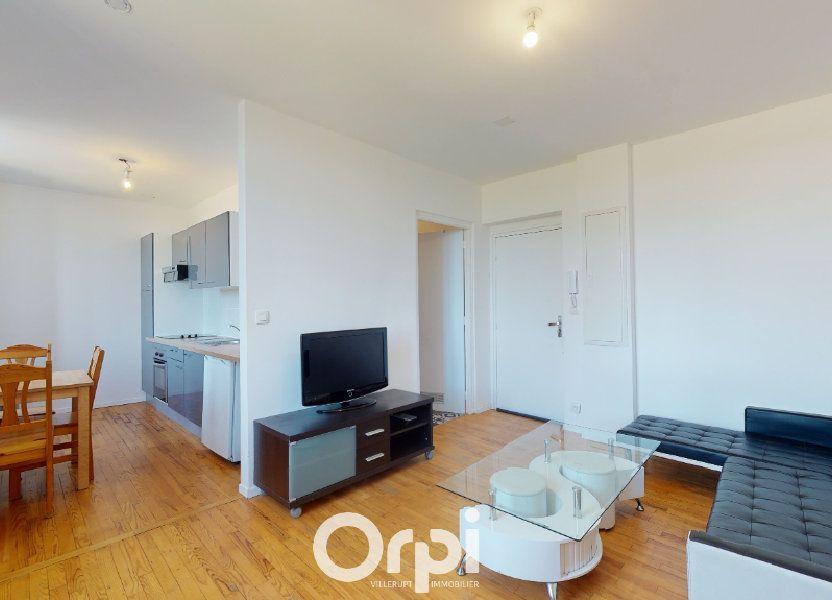 Appartement à louer 38m2 à Crusnes