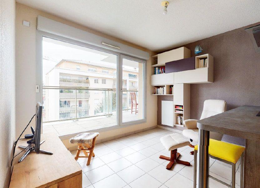 Appartement à vendre 37m2 à Villeurbanne