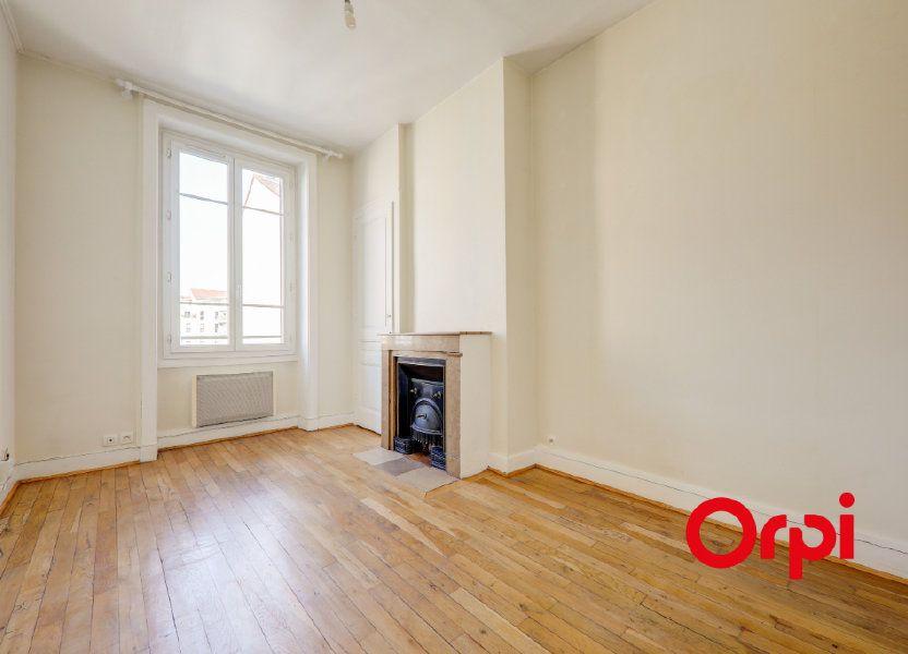 Appartement à vendre 42m2 à Villeurbanne