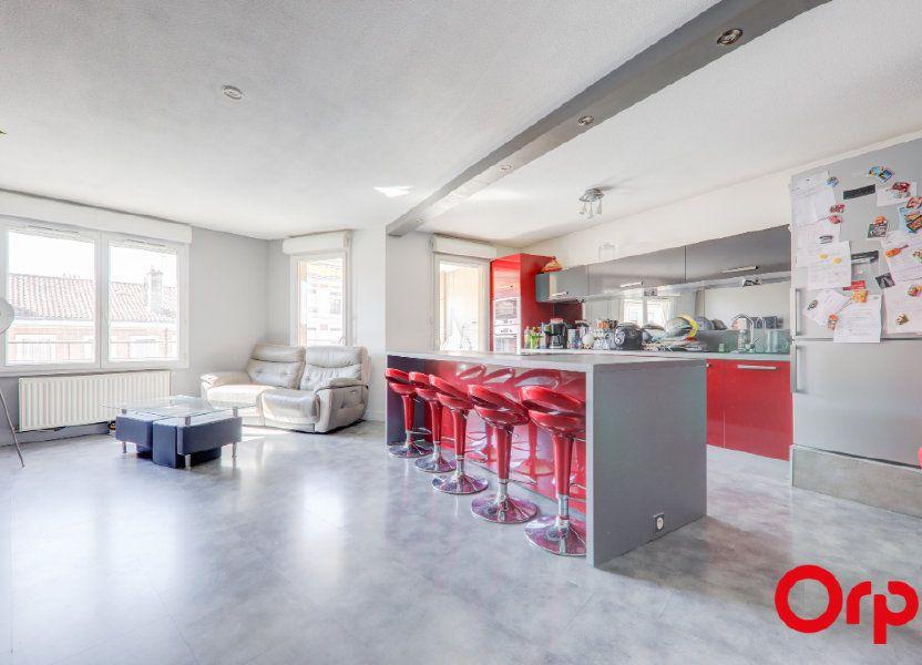 Appartement à louer 69m2 à Villeurbanne