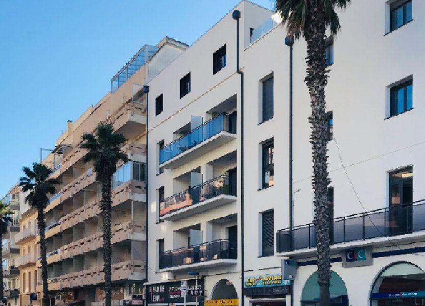 Appartement à vendre 75m2 à Canet-en-Roussillon