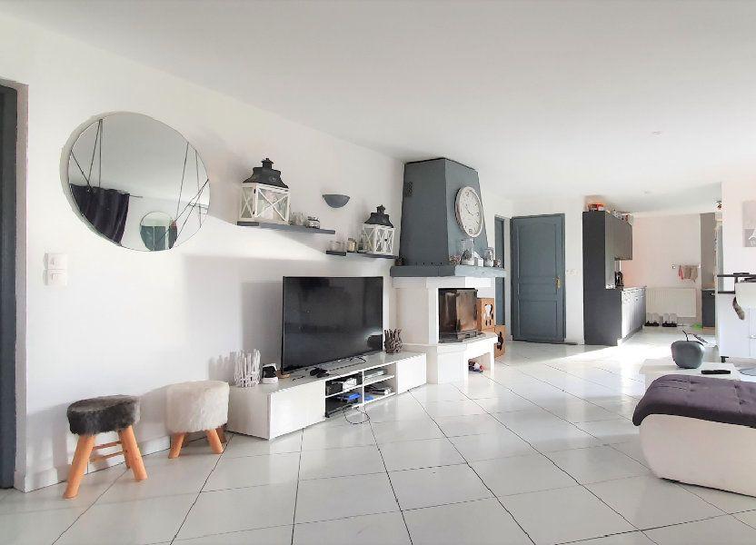 Maison à vendre 130m2 à Mons-en-Pévèle