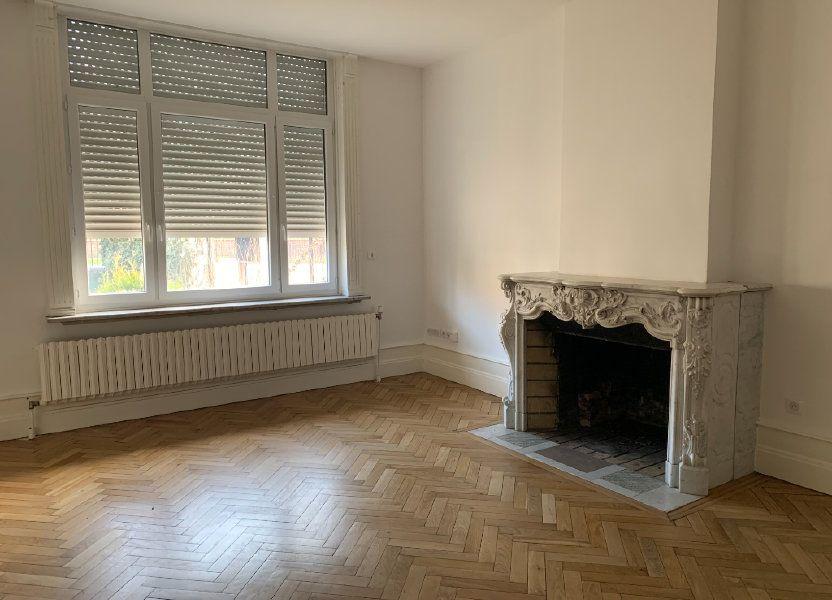 Appartement à louer 41m2 à Faches-Thumesnil