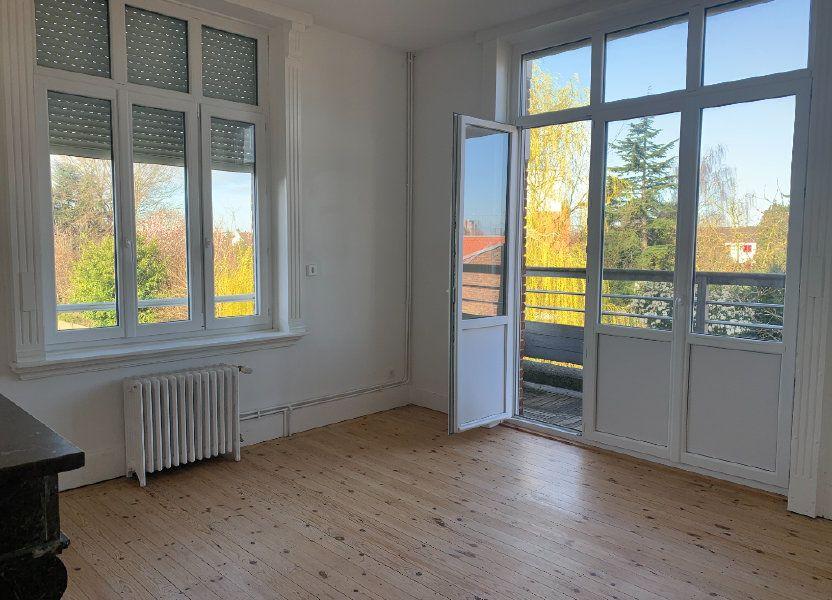 Appartement à louer 46.7m2 à Faches-Thumesnil