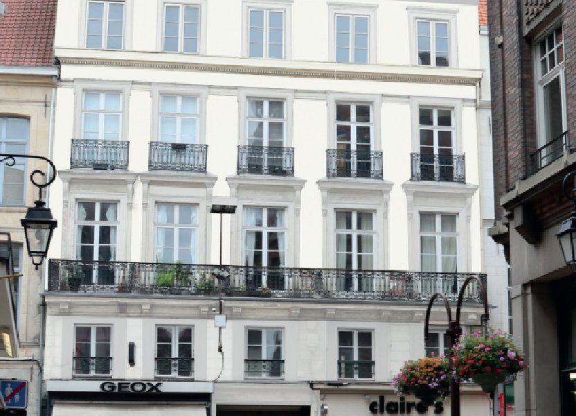 Appartement à louer 44.6m2 à Douai