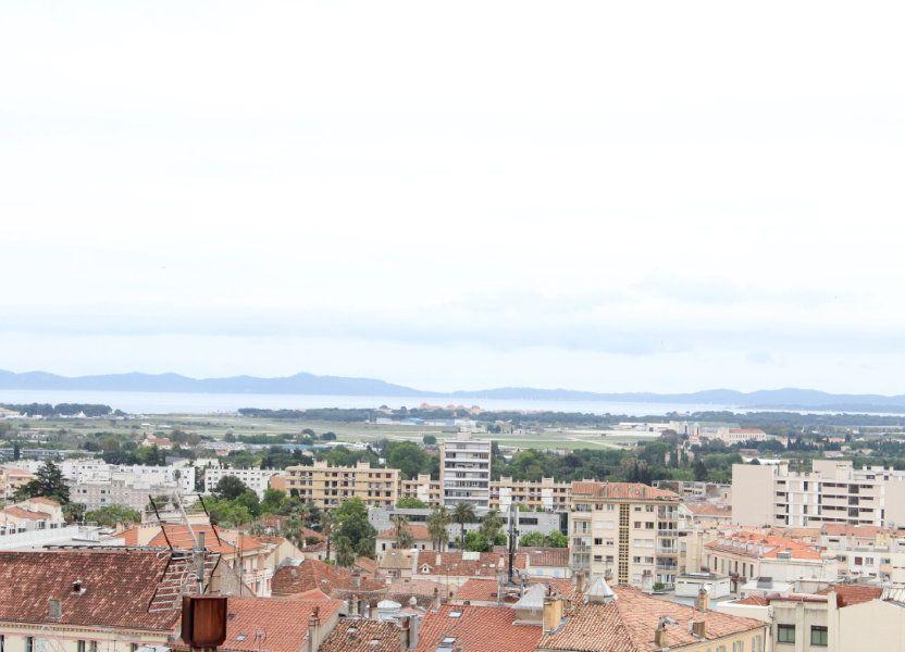 Appartement à vendre 58.6m2 à Hyères