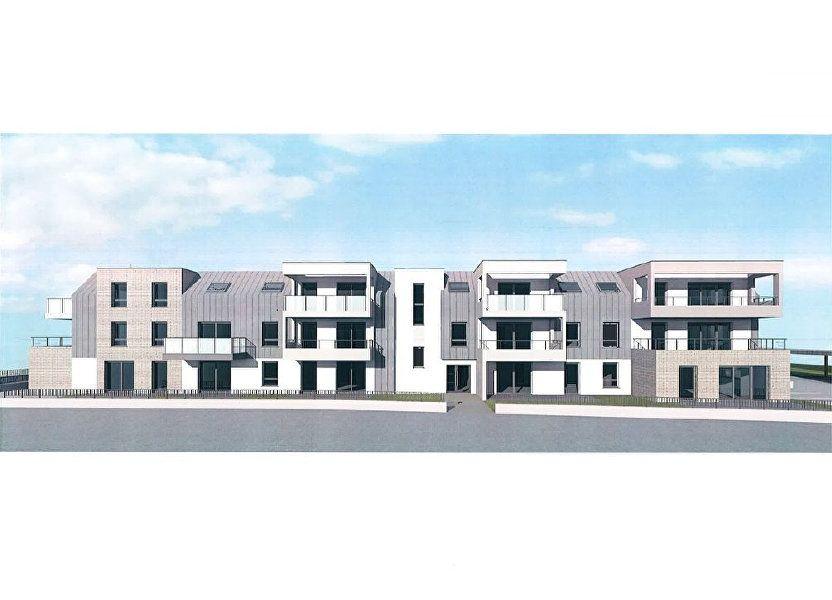 Appartement à vendre 104.23m2 à Wiwersheim