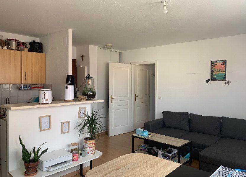 Appartement à louer 42m2 à Saverne