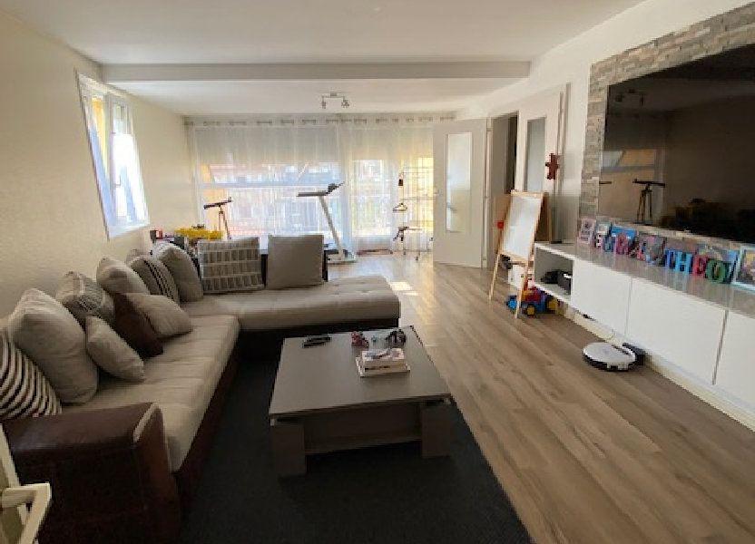 Appartement à vendre 116m2 à Saverne