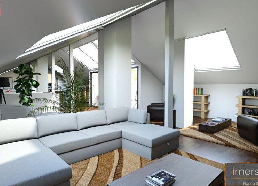 Appartement à vendre 126.2m2 à Strasbourg