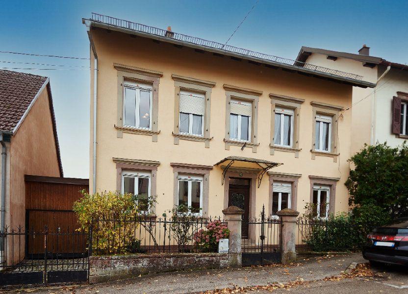 Maison à vendre 169m2 à Saverne