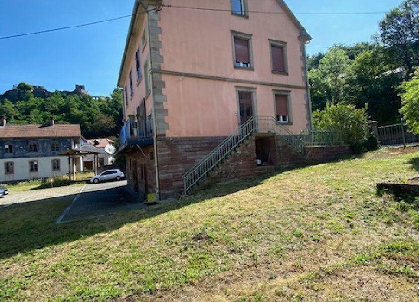 Immeuble à vendre 636m2 à Lutzelbourg