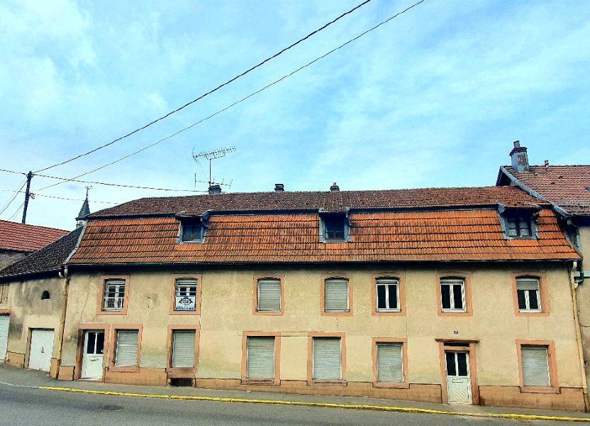 Immeuble à vendre 274m2 à Rothau