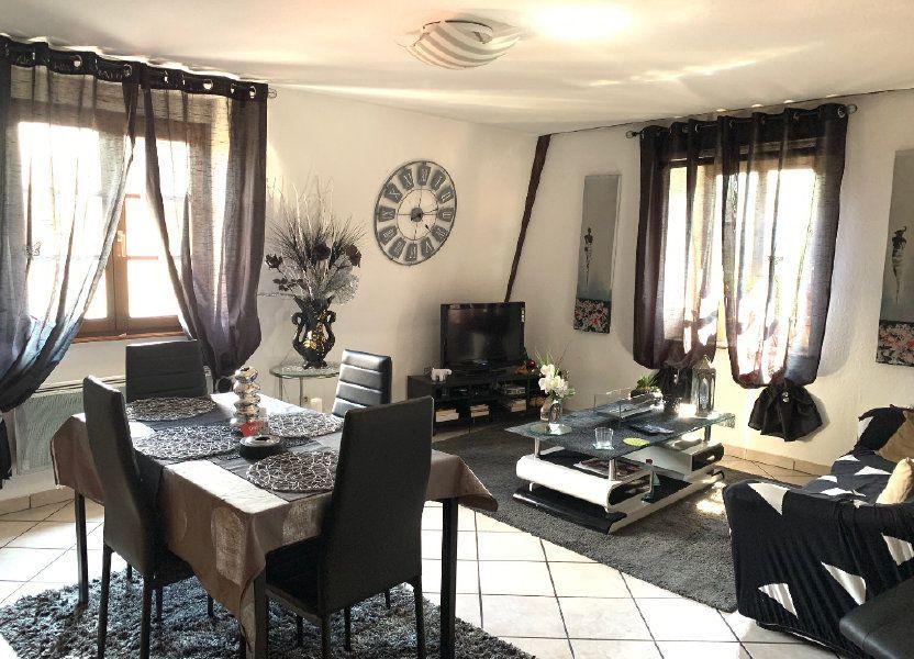 Appartement à louer 55m2 à Saverne