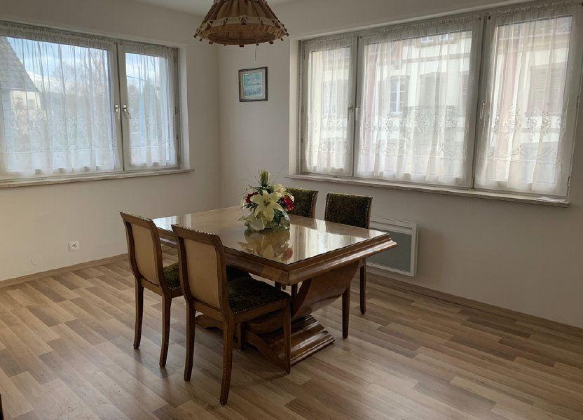 Appartement à louer 104.49m2 à Steinbourg