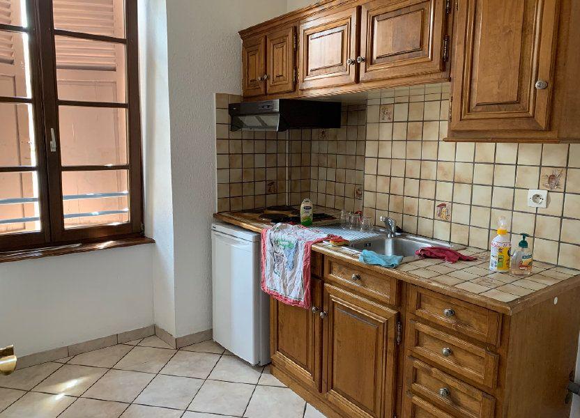 Appartement à louer 38m2 à Saverne