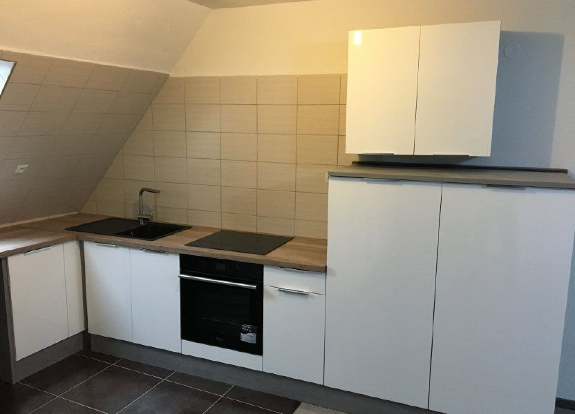 Appartement à louer 66m2 à Saverne