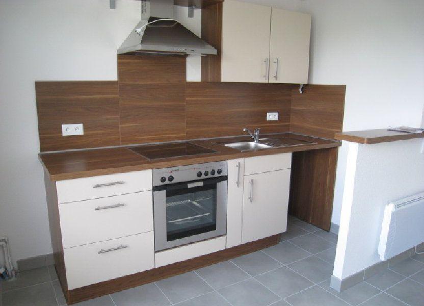 Appartement à louer 31.6m2 à Saverne