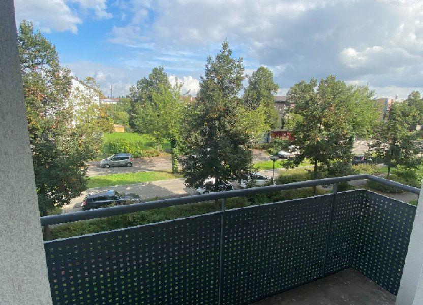 Appartement à louer 70.69m2 à Strasbourg