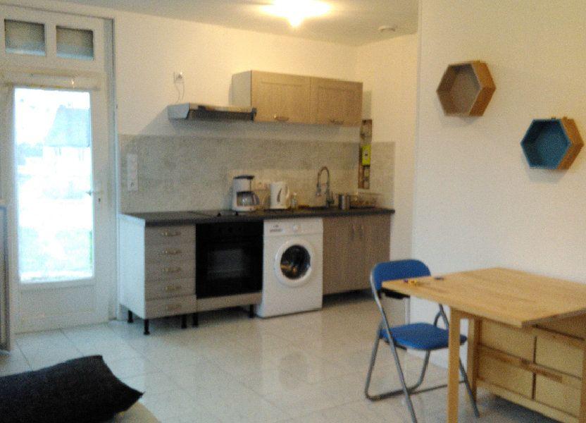 Appartement à louer 23.04m2 à Damgan