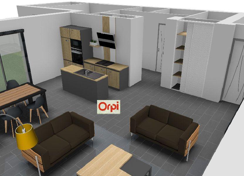 Appartement à vendre 90m2 à Damgan