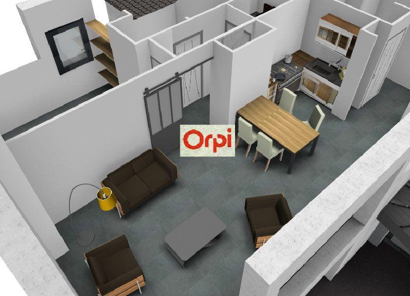 Appartement à vendre 58m2 à Damgan