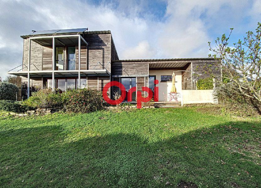 Maison à vendre 128m2 à Questembert