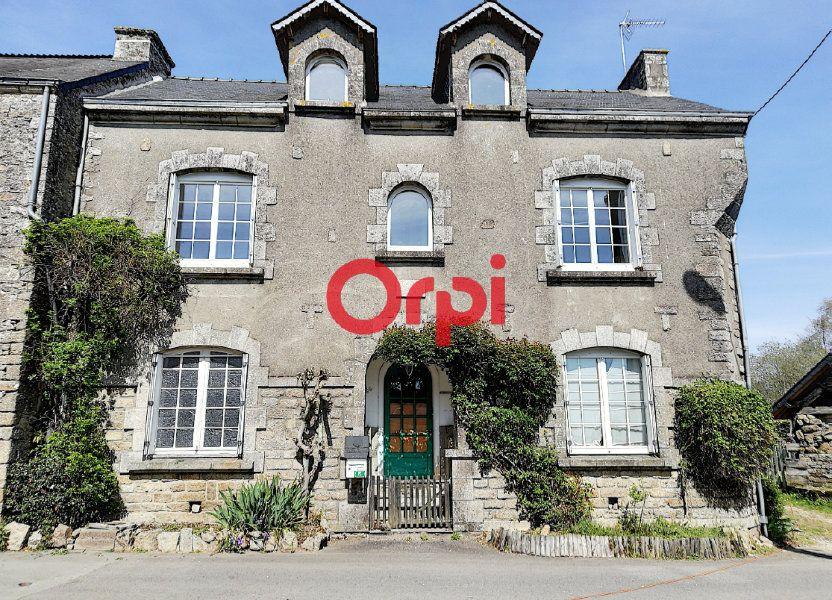 Maison à vendre 104m2 à Limerzel