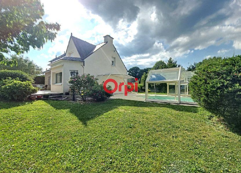 Maison à vendre 147m2 à Limerzel