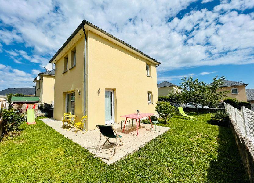 Maison à vendre 101m2 à Luc-la-Primaube