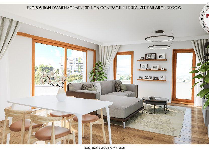 Appartement à vendre 60m2 à Rodez