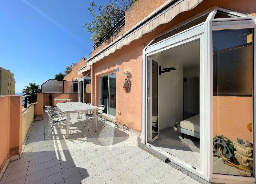Appartement à vendre 36.82m2 à Roquebrune-Cap-Martin