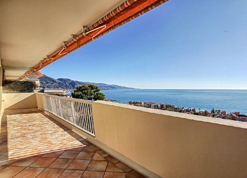 Appartement à louer 137.95m2 à Roquebrune-Cap-Martin