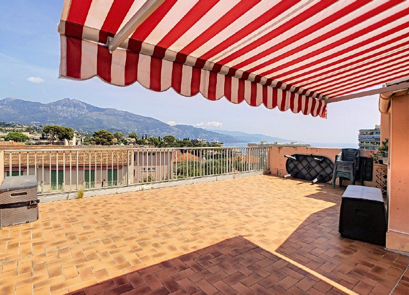 Appartement à vendre 48.18m2 à Roquebrune-Cap-Martin