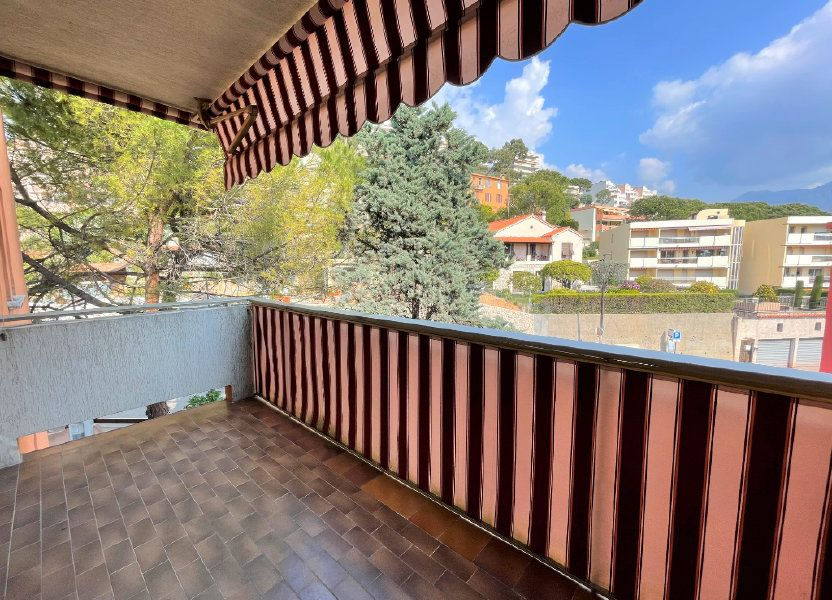 Appartement à louer 21.62m2 à Roquebrune-Cap-Martin