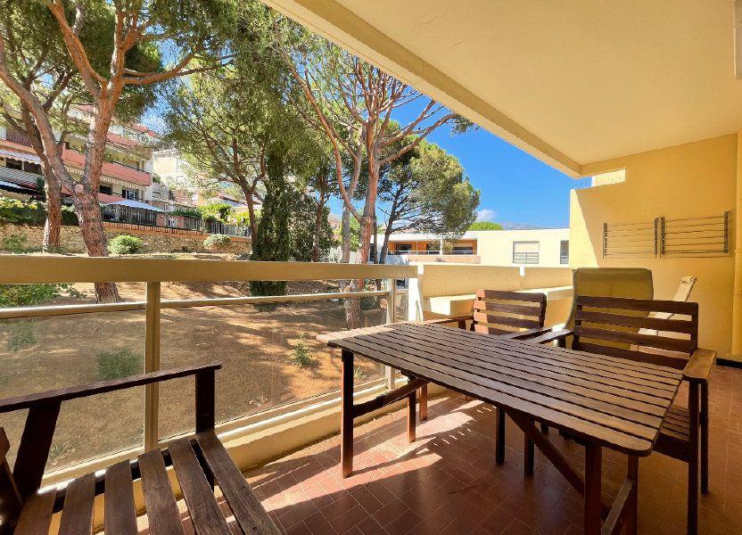 Appartement à louer 28.09m2 à Roquebrune-Cap-Martin