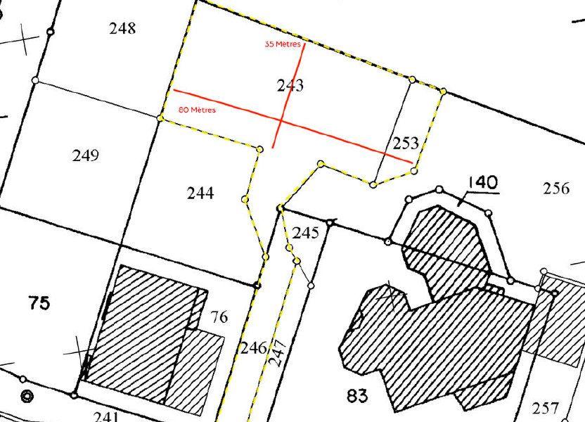 Terrain à vendre 3666m2 à La Wantzenau