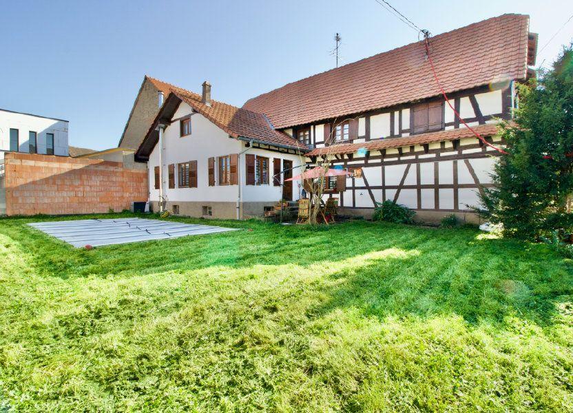 Maison à vendre 212.9m2 à Gambsheim