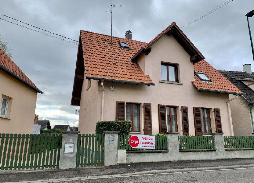 Maison à vendre 96.92m2 à La Wantzenau