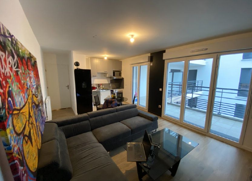 Appartement à vendre 62m2 à Livry-Gargan