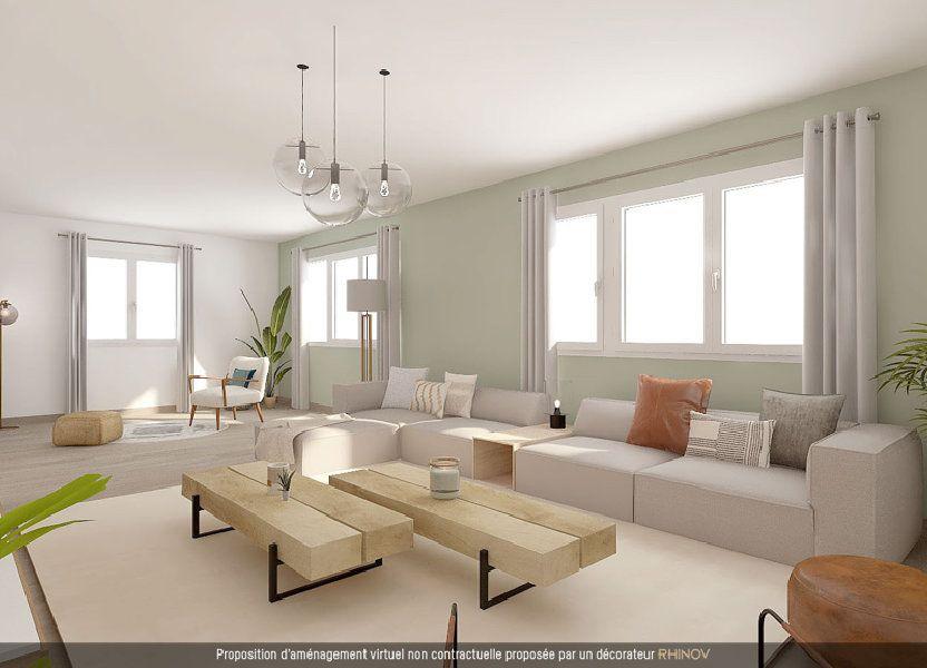 Appartement à vendre 152.67m2 à Hohatzenheim