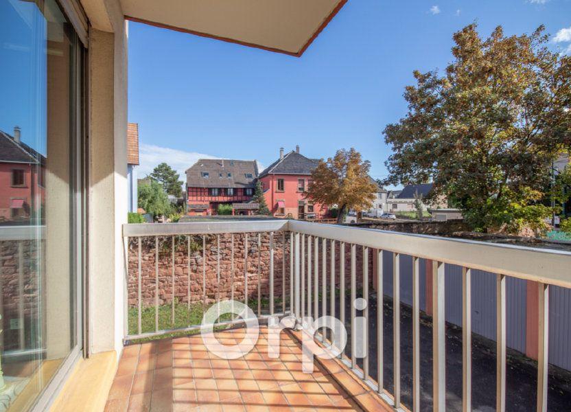 Appartement à vendre 124.93m2 à Ittenheim