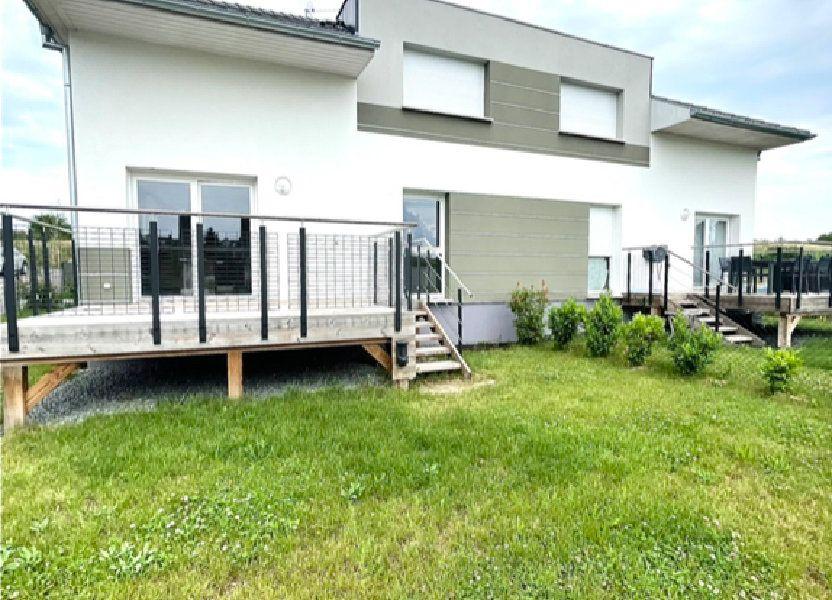 Appartement à vendre 83.6m2 à Wintzenheim-Kochersberg