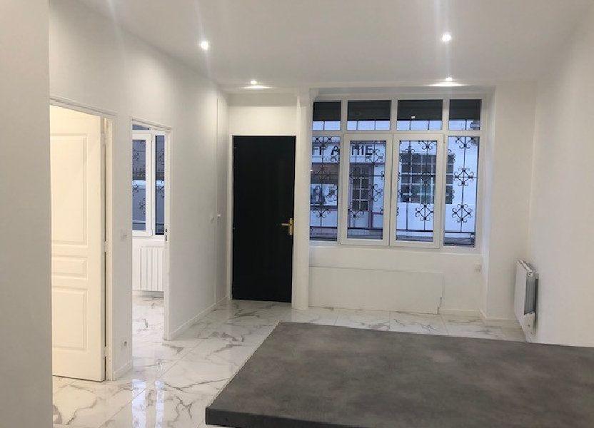 Appartement à vendre 43m2 à Montreuil